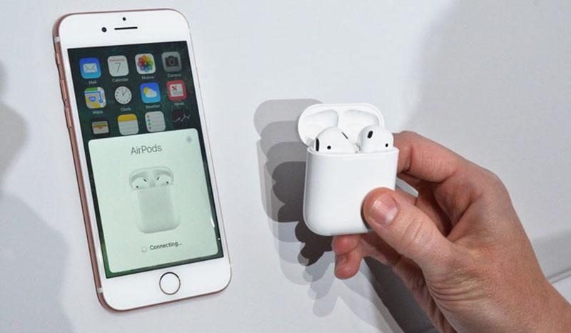 Решение проблем с подключением AirPods к iPhone