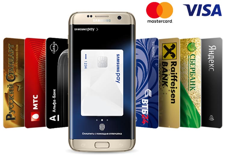 Samsung Pay: как это работает?